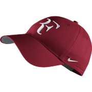 Nike RF Hybrid Cap - Gym Red/Flint Grey/White