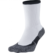 Nike Elite Crew Tennis Socks - White/Black