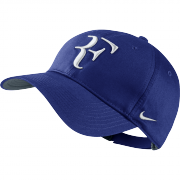 Nike RF Hybrid Cap - Deep Royal Blue/White