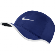 Nike Featherlight Cap - Deep Royal Blue/Black/White