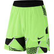 Nike Court Dry Tennis Short - Gost Green/Black
