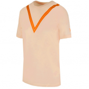 Nike Boy Court Dry RF T-Shirt - Peach