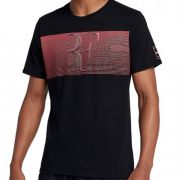 NikeCourt RF TShirt - Black