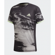 Adidas T-Shirt New York - Black/Grey Three/Carbon
