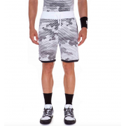 Hydrogen Tech Camo Shorts  - White Camouflage