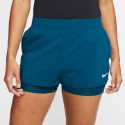 NikeCourt Flex Shorts - Valerian Blue/Blue/White