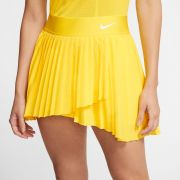 NikeCourt Victory Tennis Skirt - Opti Yellow/White