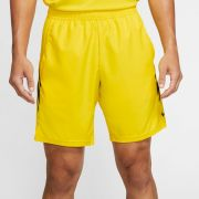 NikeCourt Dry Tennis Shorts - Opti Yellow/off Noir