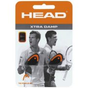 Head Xtra Damp - Black/Orange