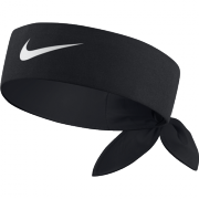 Nike Tennis Headband - Black/White