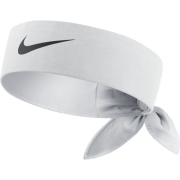 Nike Headband - White/Black