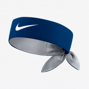 Nike Headband - Blue Jay/Wolf Grey/White