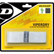 Dunlop Viperdry Grip - White