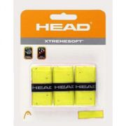 Head Xtreme Soft Overgrip x3 - Giallo