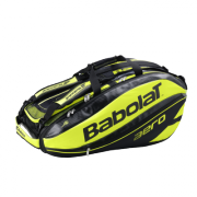 Babolat Pure Aero RH12 - Black/Yellow/White