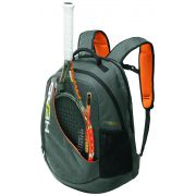 Head Rebel Backpack -Grigio Arancio Giallo