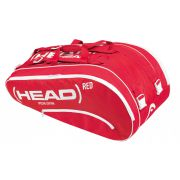 Head Red Monstercombi  x 12 Bag - Red