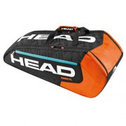 Head Radical Supercombi 9R - Grey/Orange
