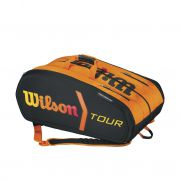 Wilson Burn Molded  - Black/Orange