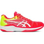 Asics Gel Solution FF   - Laser Pink/White