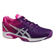 Asics Gel Solution Speed 2 All Court - Purple/Pink/White