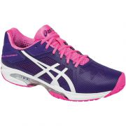 Asics Gel Resolution Speed 3 - Parachute Purple/White