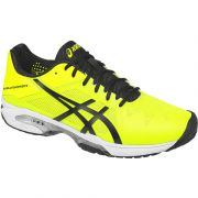 Asics Gel Solution Speed 3 - Safety Yellow/Black