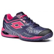 Lotto Raptor Ultra IV Woman Clay - Blue/Red