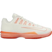 Nike Women Lunar Ballistec - White/Pink/Orange Fluo