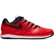 Nike Air Zoom Vapor X HC  - Red/Black